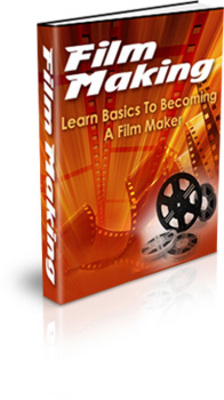 Product picture Film Making - Become successful using your creativity